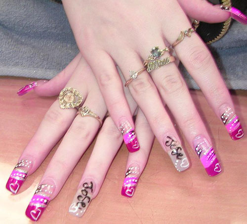 Beautiful Nail Arts Design Shanila S Corner
