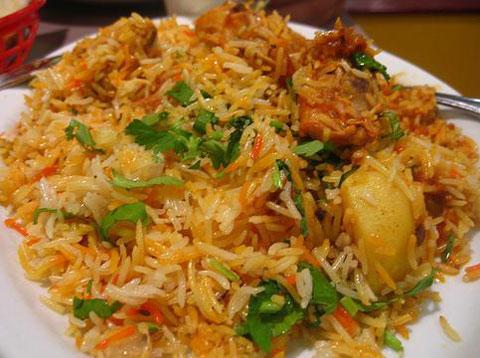 Nawabi chicken Dum Biryani