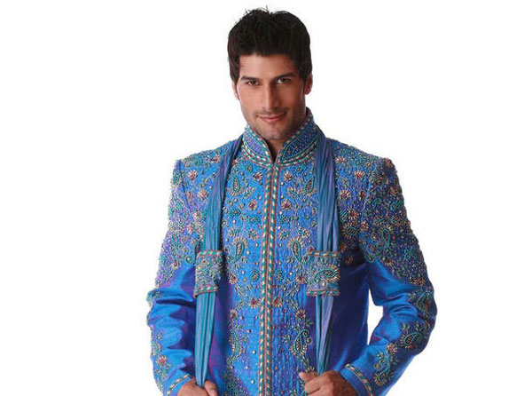 Asian Wedding Clothes for Men | Shanila\'s Corner