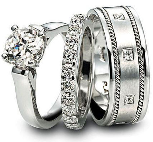 11 most stunning wedding and engagement rings - Prettiest Wedding Rings