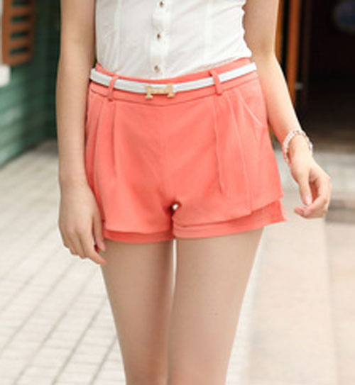 summer casual shorts for garlis