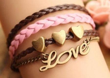 Elegant Love Bracelets