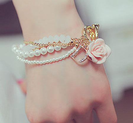 Girls-Cute-Rose-Bracelet-Ha