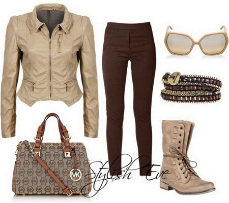 Fashion Outfits Styles Winter Featured Ladies