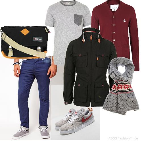 outfits for winter men