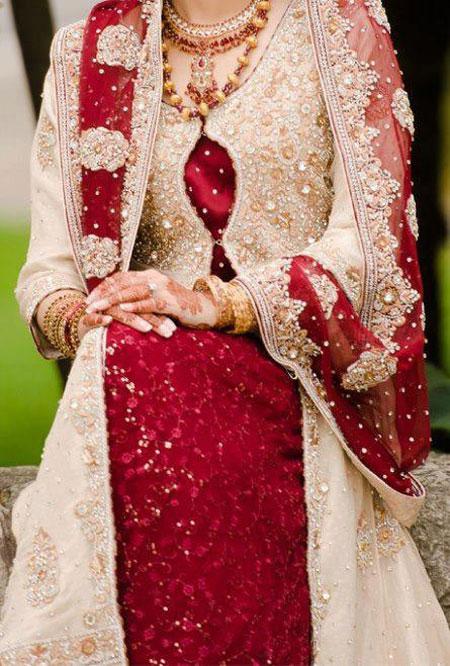 New Beautiful Pakistani Red