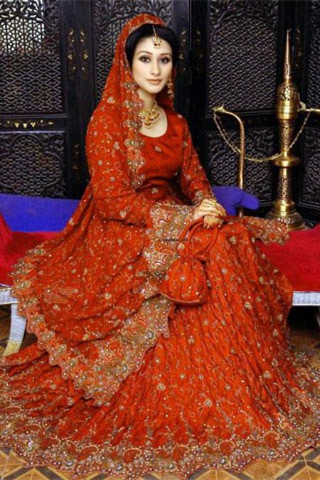 Pakistani Bridal Dresses Co