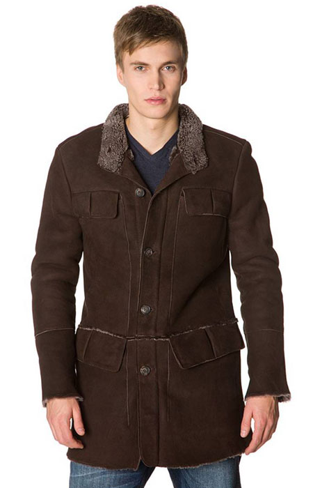Triumph Leather Jacket For men