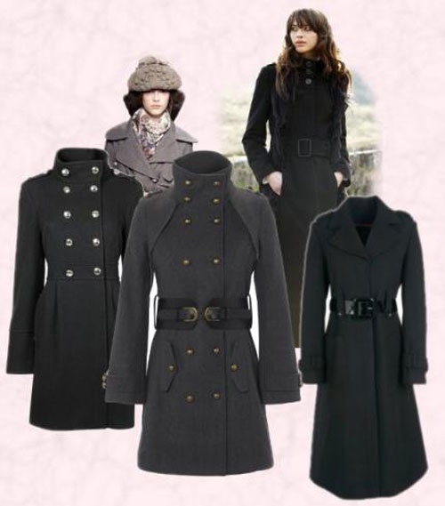 Trench and Mac coats