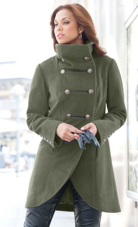 Stylish Winter Coats for Women | Shanila's Corner