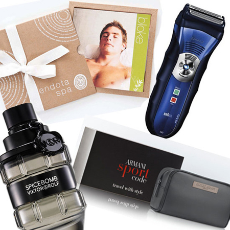 Five Grooming Gifts