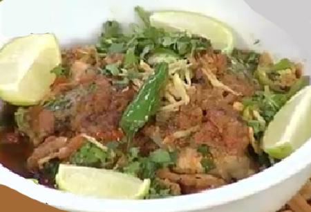 Karahi Fish