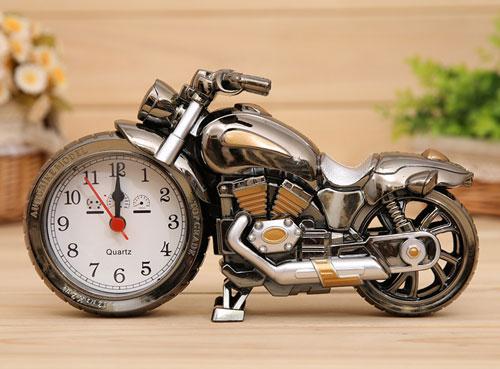 Candy Grabber Alarm font b Clock b font font b Cool b font Motorcycle Alarm