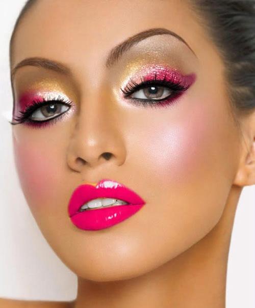 Christmas2 014 Makeup- deas