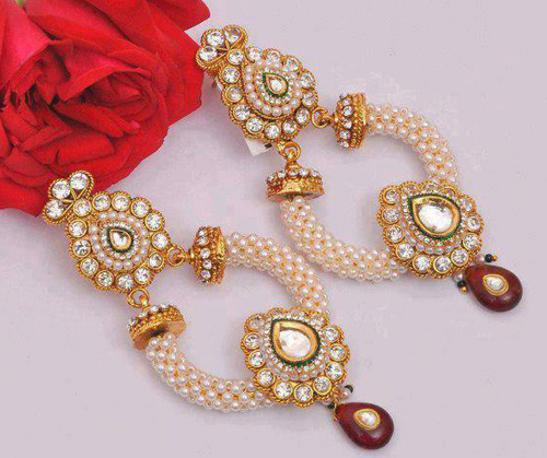 Latest Indian Earrings Designs