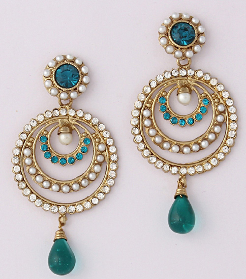 Latest Indian Earrings Designs Collection