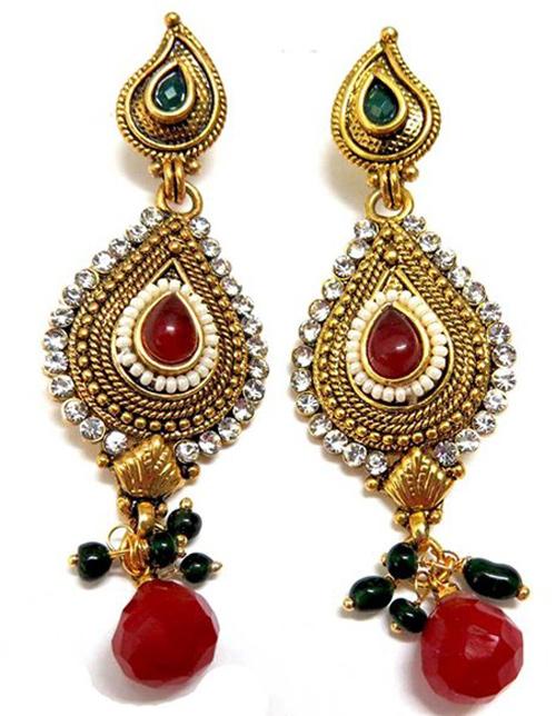 Trends-Of-Kundan-Earrings-2014-For-Women-0014