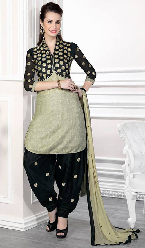 Latest Punjabi Patiala Suit Designs