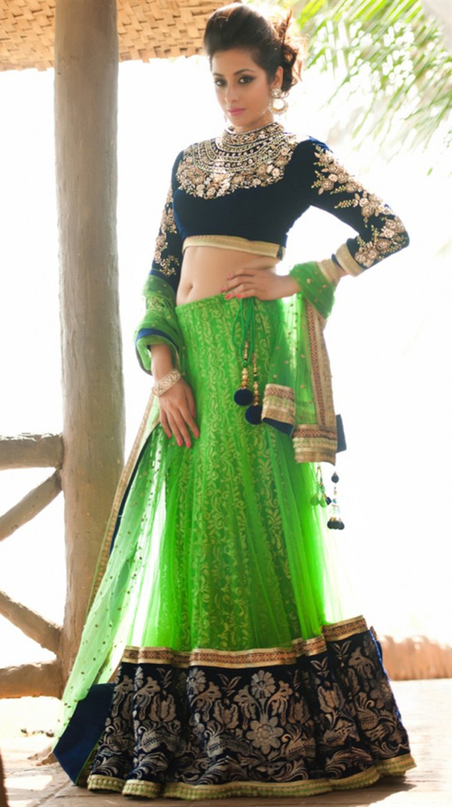 Latest-Lehenga-Choli-Design