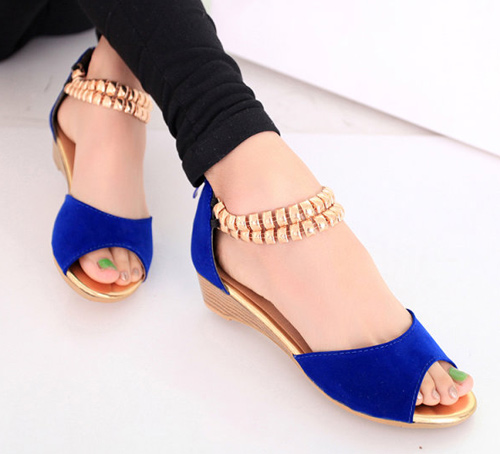 Cute Summer Flat Sandals For Women