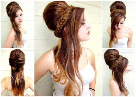 Groovy Cute Party Hairstyles Shanila39S Corner Short Hairstyles Gunalazisus