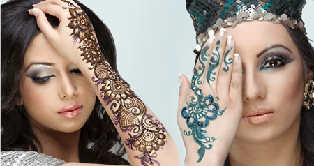 Latest Indian Henna Mehndi-Design-2014-For-Ladies-2