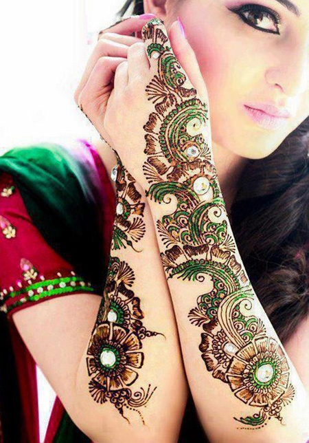 Latest-Indian-Mehndi-Design