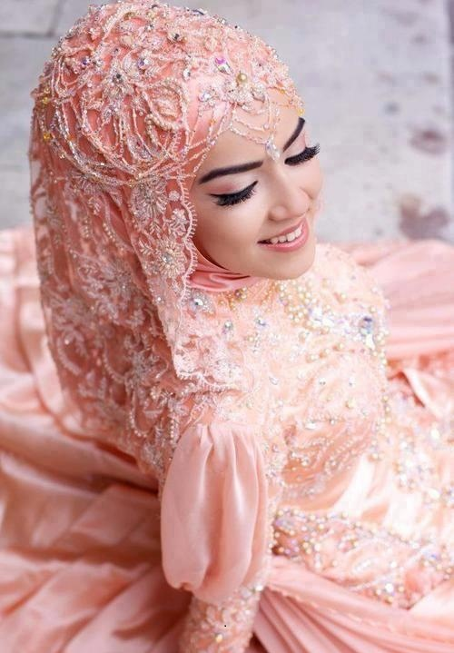 Muslim Wedding Hijab Styles For Brides | Shanila's Corner