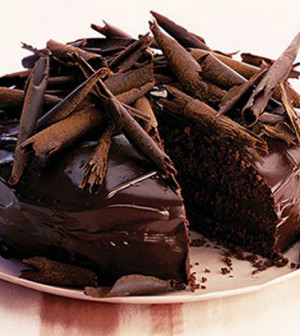 Ultimate chocolate cake By Angela Nilsen