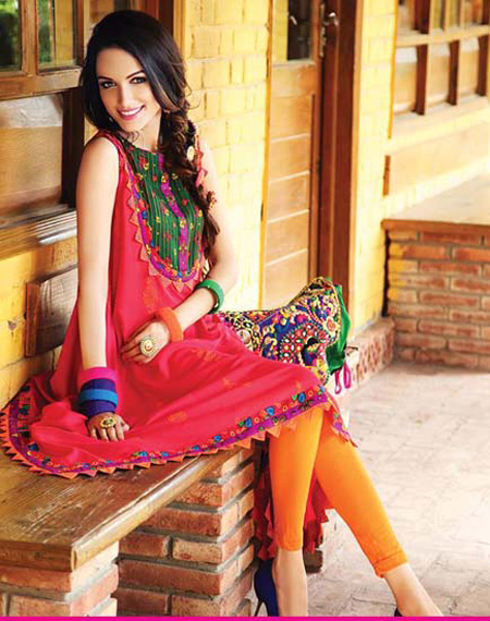 Eid Collection Dresses 2015