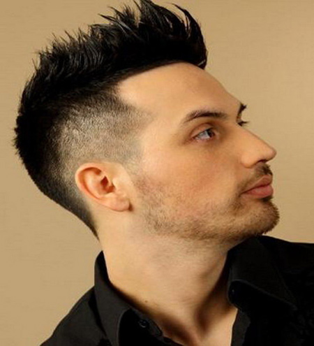 Mens Latest Hairstyles Haircuts