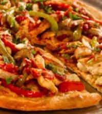 Chicken Fajita Pizza Recipe by Chef Mehboob