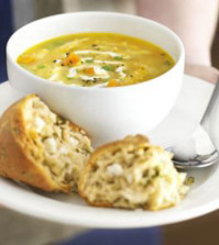 Roast Chicken Soup Recipes Easy