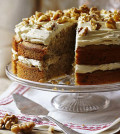 Coffee and Walnut Cake Simon