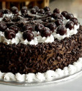 Easy Black Forest Gateau Cake Recipe