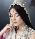 Asian Bridal Makeup and Hairstyle