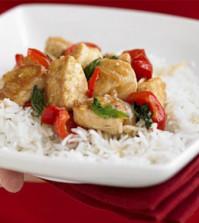 Chicken Stir Fry in 4 Easy Steps