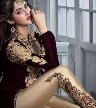 Stylish Beautiful Fancy Dresses for Eid
