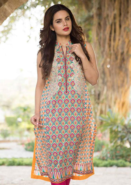 Stylish Kurti Designs 2017