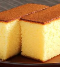 Microwave Sponge Cake Recipe