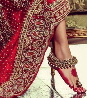 Latest Bridal Payal Designs