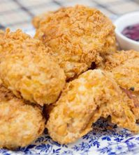 Cornflake Fried Chicken