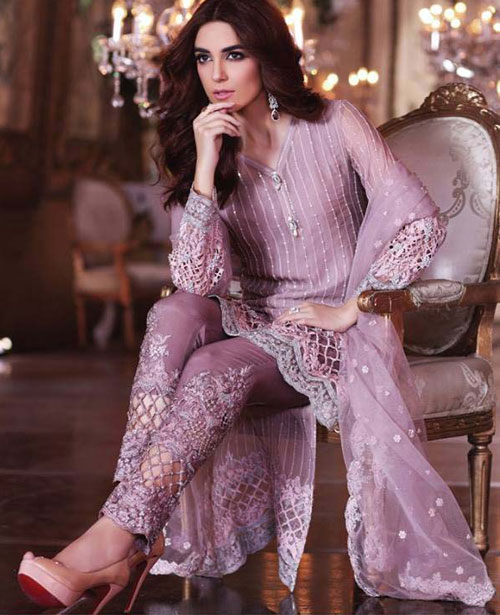 Stylish Eid Collection 2017
