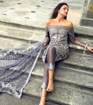 Stylish Party Wear Dresses 2017