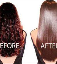 Straight Hair Tips