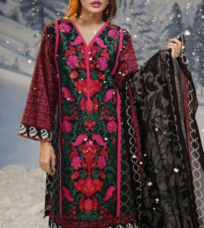 Winter Dresses in Pakistan 2017