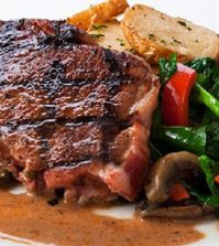 Beef Steak Recipe by Chef Gulzar Hussain