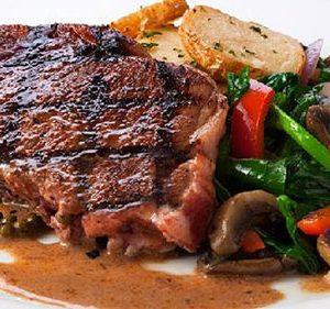 Beef Steak Recipe by Chef Gulzar Hussain