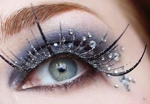 Christmas Eyeshadow Ideas