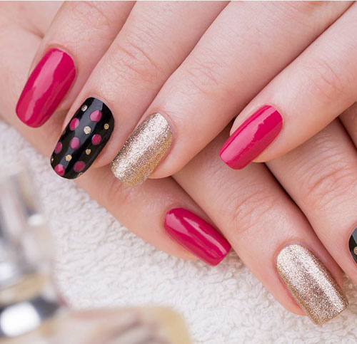 Nail trends spring 2018 shanila 39 s corner - Cute nail art designs to do at home ...